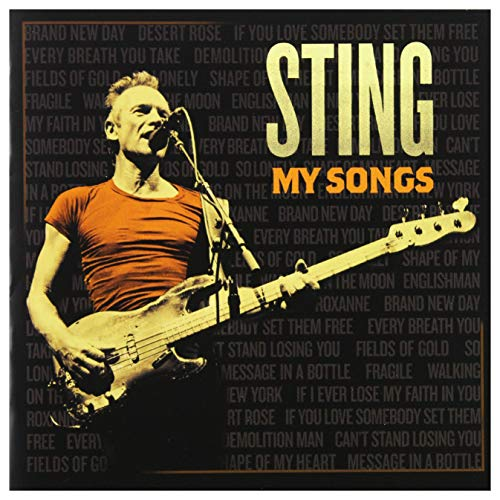 Sting: My Songs [CD]