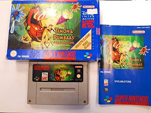 Disneys Timon & Pumbaas Spielesammlung - PAL