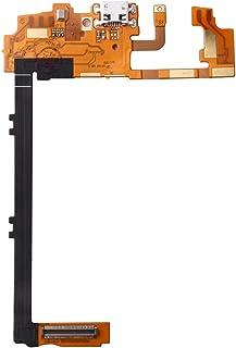 mymerlove Charging USB Port Dock Connector Mic Flex Cable for Nexus 5 LG D820 D821