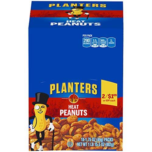 Planters Heat Peanuts (1.75oz Bag)