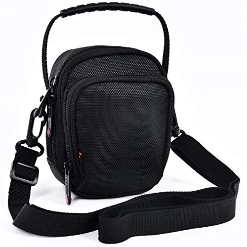 Camera Case Compatible for Canon PowerShot SX620 SX720 SX730 SX740 G7X G9X Mark II Nikon Coolpix A900 S9900 S9700 W100 Panasonic Lumix DC-ZS70S ZS60 ZS50 ZS100 Sony DSC-W830 W800 RX0M2