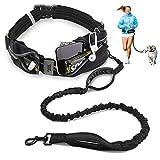 Sport2people - Cinturón para correr manos libres con correa para perro