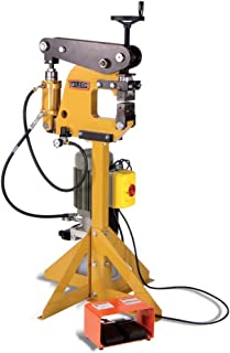 Baileigh MSS-14H Steel Hydraulically Operated Metal Forming Shrinker Stretcher with Stand, 110V, 6