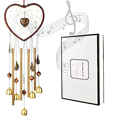 Wind chime for Outdoor, Memorial Wind Chimes. (...