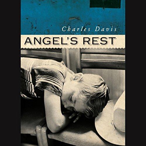 Angel's Rest audiobook cover art