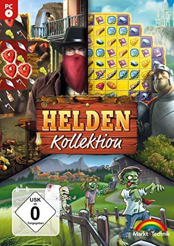 Helden Kollektion - 3 Wimmelbild Spiele in einer Box für Windows 10 / 8.1 / 7