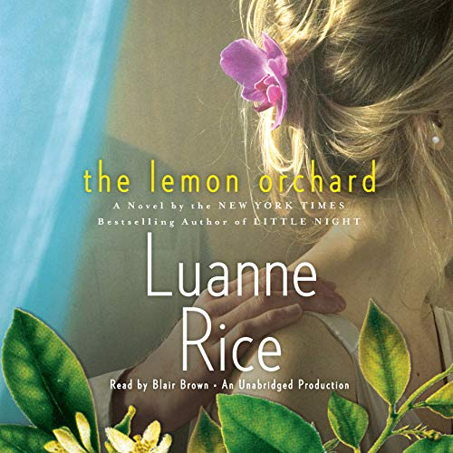 The Lemon Orchard cover art