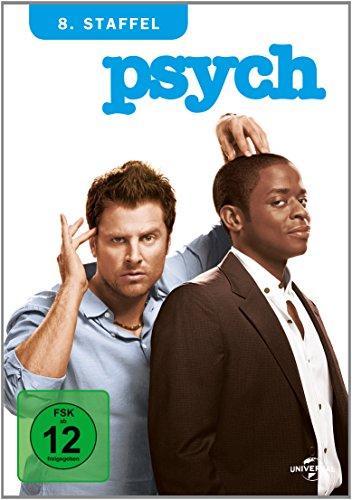 Psych - 8. Staffel [3 DVDs]