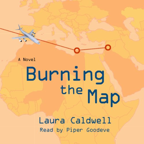 Burning the Map cover art