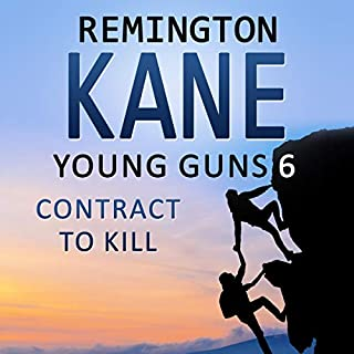 Young Guns 6: Contract to Kill audiobook cover art