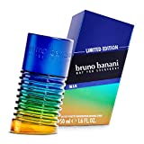 bruno banani Limited Edition für him EdT Spray 50ml, 1er Pack (1 x 50 ml)