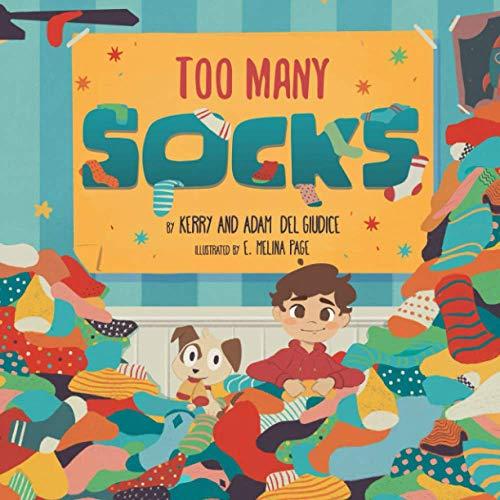 Too Many Socks Paperback