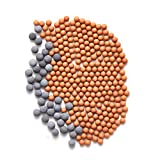 IKnhong Filtration Mineral Stone Bead Balls Filter for Filtered Shower Heads - Mineral Stone Balls for Water Filtration