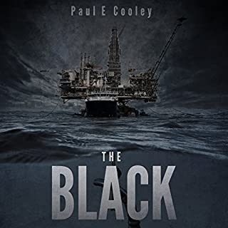 The Black: A Deep Sea Thriller cover art