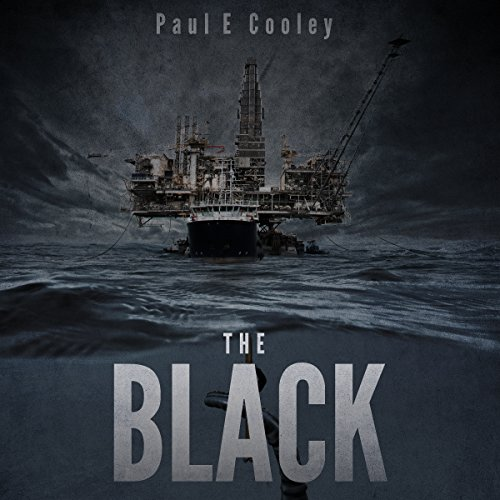 The Black: A Deep Sea Thriller audiobook cover art