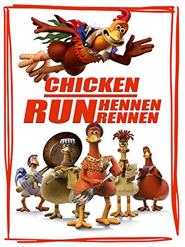 Chicken Run - Hennen rennen [dt./OV]