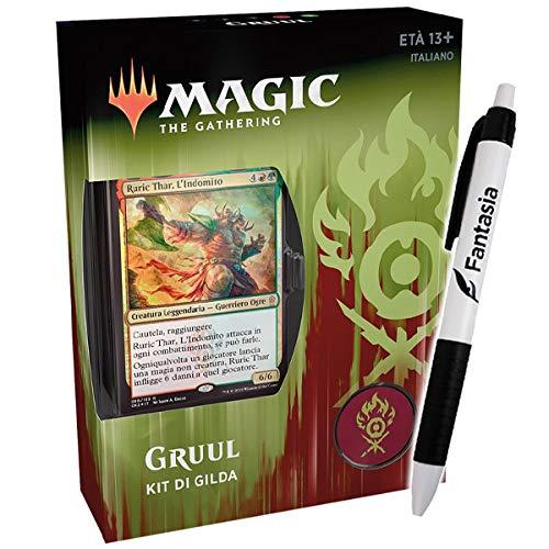 Fantàsia Gruul - Ravnica Allegiance Guild Kit (IT) Pen