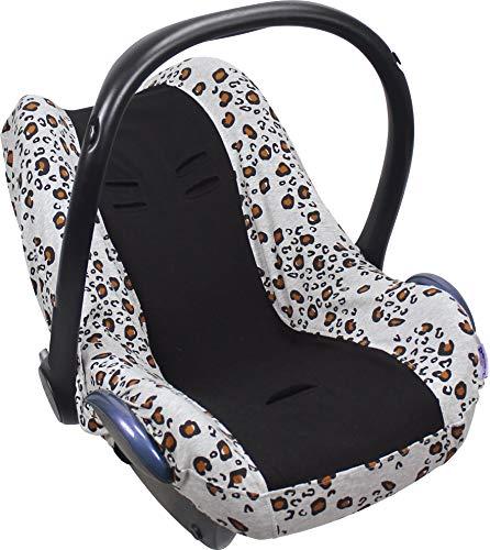 Original Dooky 126812 0+ Little Leopard Housse pour nacelle Multicolore 190 g