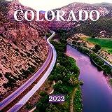 Colorado Calendar 2022: Calendar 2022-2023, Office Calendar, 18 Months.