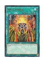 遊戯王 英語版 MAGO-EN139 Mage Power 魔導師の力 (レア:ゴールド) 1st Edition
