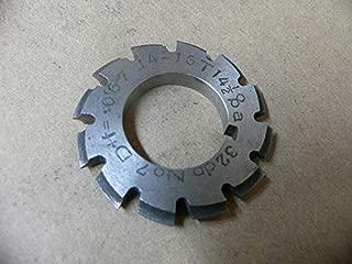 Summit Cutting Wheel Blade 32 DP NO7 D+f=.067 14-16T14''1/2 pa