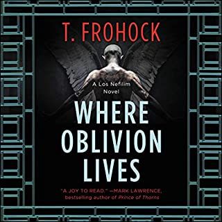 Where Oblivion Lives cover art