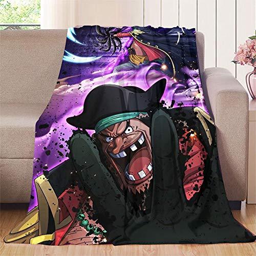 XavieraDoherty Einteilige Anime Marshall D. Titch Outdoor-Decke 90 x 150 cm (B x L), angenehm weiches Material, für guten Schlaf.