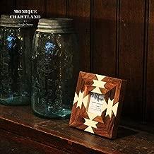 Goody Grams/PHOTO FRAME CHIMAYO C 木製 フォトフレーム 写真立て アンティーク 木製 おしゃれ 壁掛け 葉書 ハガキ 卓上