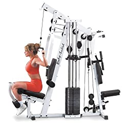 Body-Solid All in one workout machine