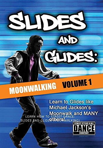 Learn How To Street Dance: Slides and Glides (Moonwalking)