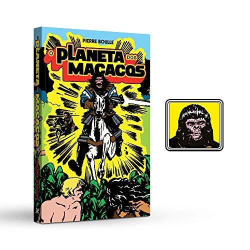 O Planeta dos Macacos + Imã Exclusivo