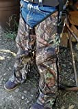Snake Chaps for Kids - Youth Size Snake Chaps - Snake Bite Protection for Children (Mossy Oak,...