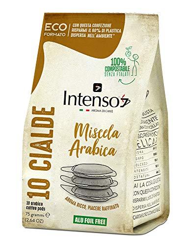 120 Monodosis Cafè 44mm - Arabica - Intenso Aroma Di Caffe'