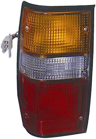 DEPO 314-1902L-AS2 Safety and Charlotte Mall trust Replacement Driver Side Light Assembly Tail
