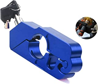 $27 » Sponsored Ad - Motorcycle Handlebar Lock, Adjustable Anti-Theft Security Brake Lock with 2 Keys to Secure Your Bike Scoote...