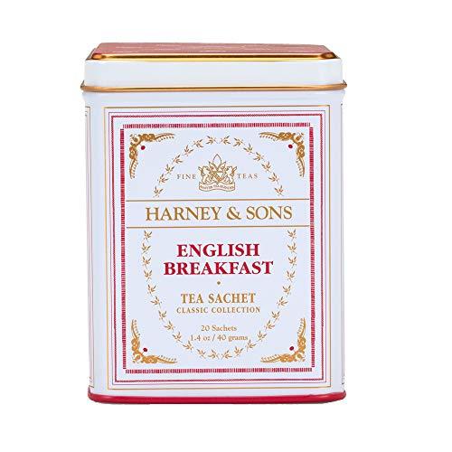 Thé Noir English Breakfast en sachet...
