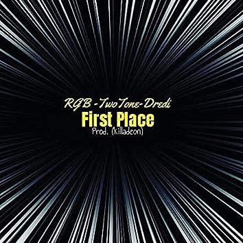 RGB X TwoTone X Dredi: First Place