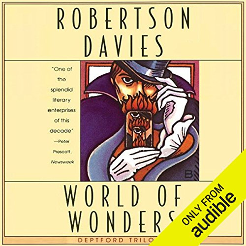 World of Wonders audiobook cover art