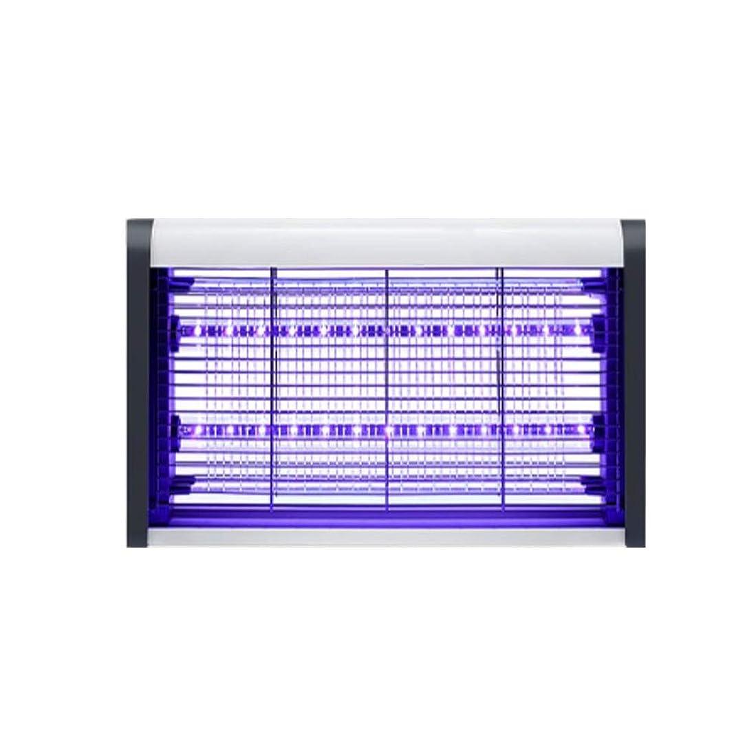 一月配偶者一口ZEMIN 蚊ランプ 電撃殺虫灯 誘虫灯 フライト ラップ 丈夫 物理的な蚊の殺害 健康 騒音無し 光波、 4サイズ (サイズ さいず : 395MM-4W)