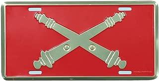 Best field artillery license plate Reviews