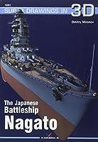 The Japanese Battleship Nagato (Super Drawings in 3d)