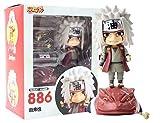 Nendoroid Figura Naruto Shippuden Jiraiya 886 10 cm Anime Figura de...
