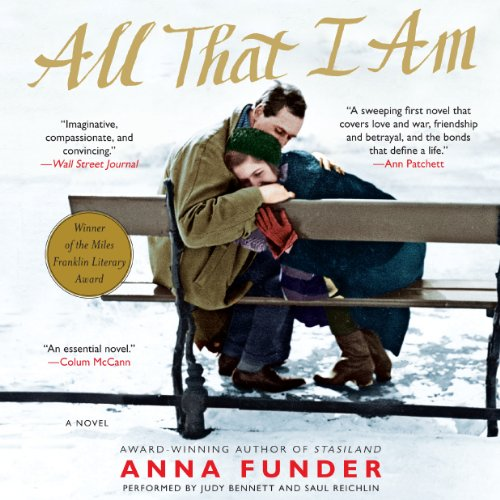 All That I Am audiobook cover art