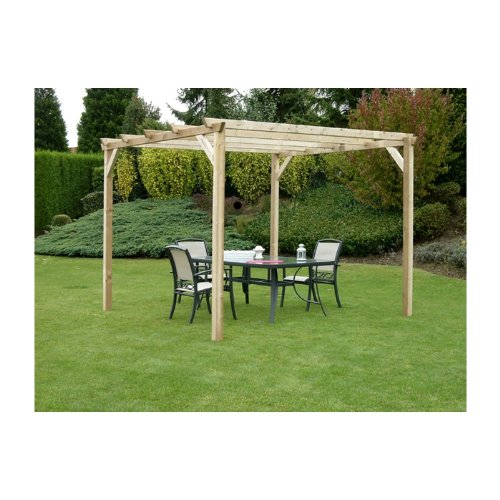 Forest M231556 - Pergola Madera ancolie 3 x 3