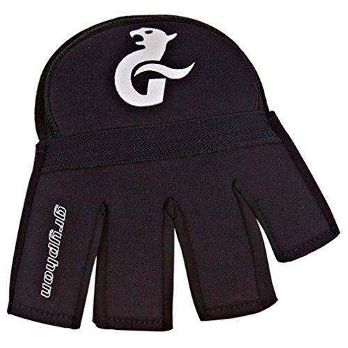 Gryphon One-O-One Hockey-Handschuh, Schwarz, Linke Handschuhe