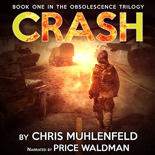 Crash Audiobook By Chris Muhlenfeld cover art