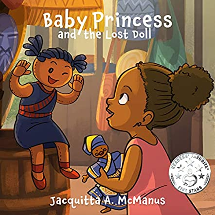 Baby Princess and the Lost Doll