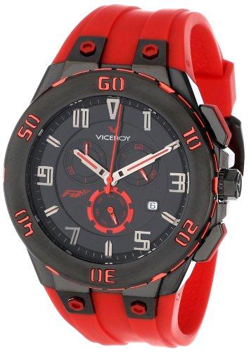 Reloj Viceroy Fernando Alonso 47677-75 Hombre Negro