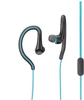 Fone de Ouvido Earbuds Sport, Intra-Auricular com Microfone, Motorola, SH008, Azul, Único