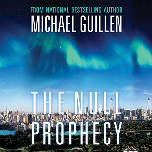 The Null Prophecy audiobook cover art